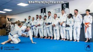 Sheffield Jiu jitsu