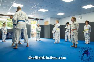 Jiu jitsu Sheffield